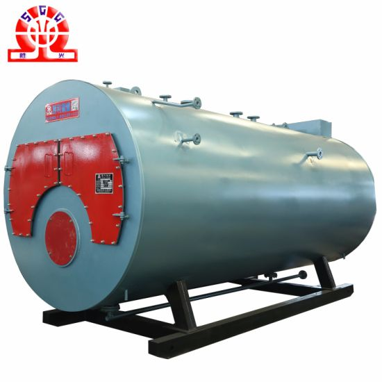 China 3-Pass Fire Tube Gas/Oil Fired Central Heating Boilers - China ...