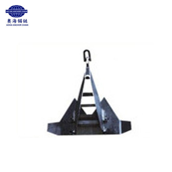 Improved Stevpris MK5 Anchor - Marine and Offshore