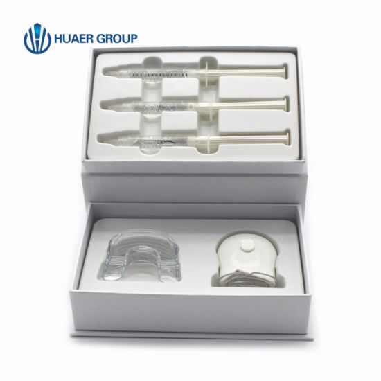 Cosmetic Private Label Teeth Whitening Home Kit System pictures & photos
