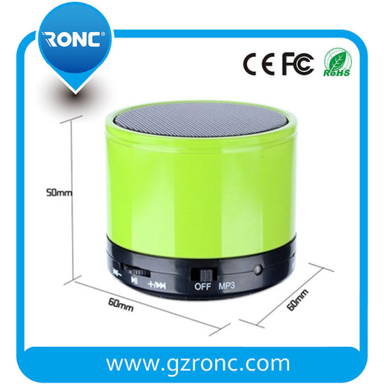 Hot Sale Cheap Portable Bluetooth Mini Speaker pictures & photos