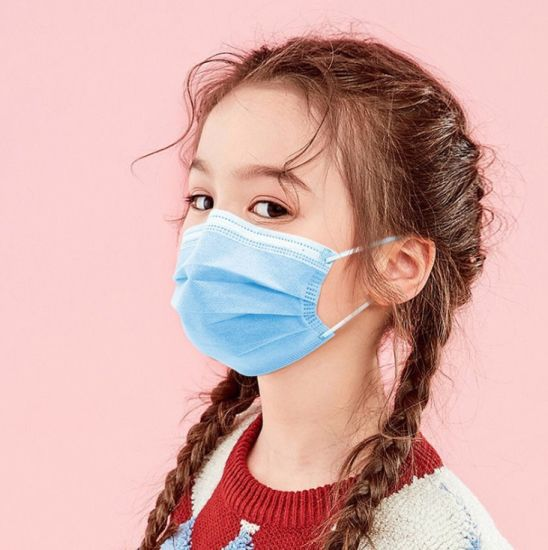 Child and Baby Material Filter Face Mask for Health Protective Kids Mask