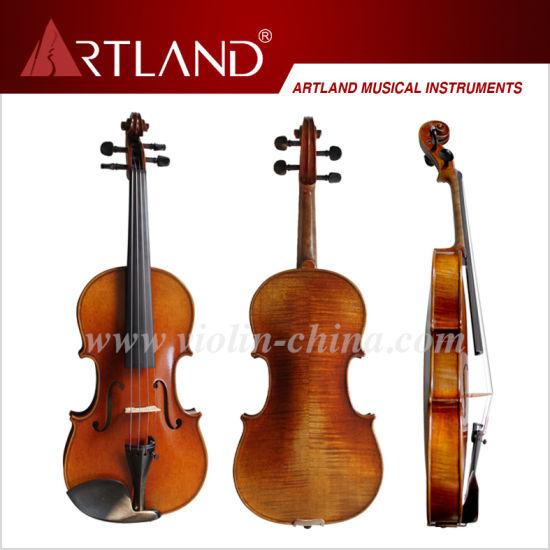 Flamed Advanced Violin (AVC100)