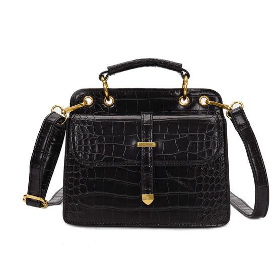 Tc_1451new Fashion Handbag Leather Bag Ladies Casual Tote Bag Senior PU Leather Handbags for Women