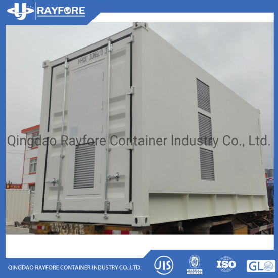 Qingdao Factory Customized 20FT New Battery Storage Container