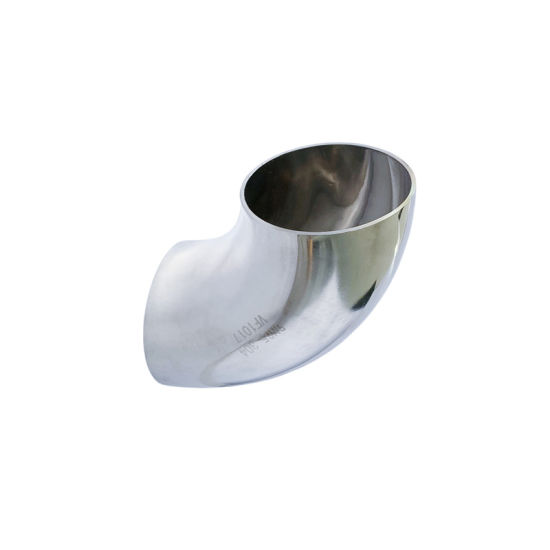 Sanitary Stainless Steel Elbow 90 Degrees Water Supply Pipe Fittings