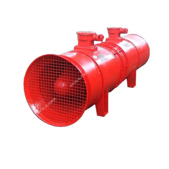 420-760m3/Min 750rpm Explosion-Proof Fan Mine/Tunnel Fan Blower with Silencer