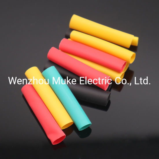 UNIVERSAL HEAT SHRINK TUBING 2:1 125°C BLUE ELECTRICAL CABLE SLEEVING TUBE