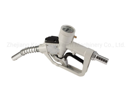New Type Automatic Oil Nozzle with Measuring Meter