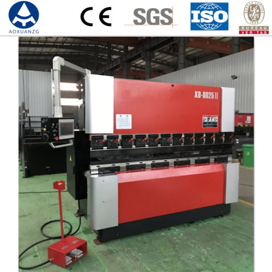 Factory Price High Speed Under-Drive Hydraulic Mini Press Brake Machine Bending Machine