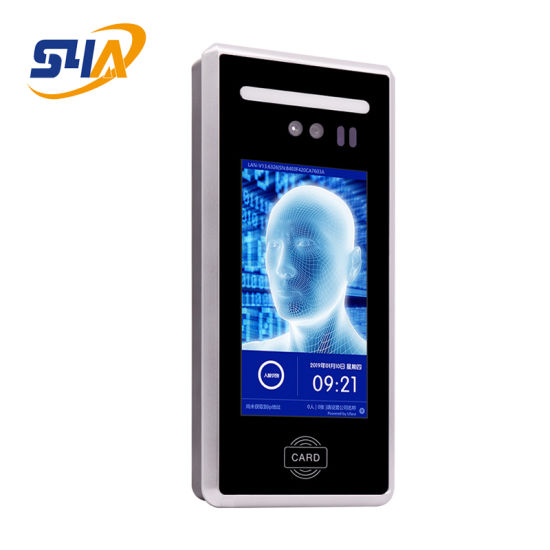 Dynamic Facial Recognition Biometric Access Control and Time Attendance