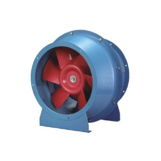 Sjg/Fjg Oblique Flow Pipeine Axial Flow Fan