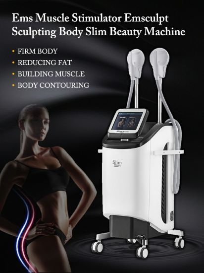 Ce Approved Electro Magnetic Machine Fat Removal EMS Sculpt Body Slimming Machine EMS Muscle Stimulator Weight Loss pictures & photos
