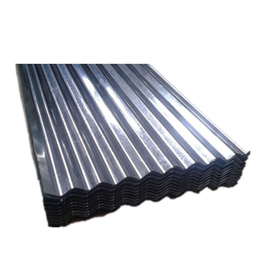 ASTM A792 G550 Az150 Corrugated Steel Galvalume Roofing Sheet