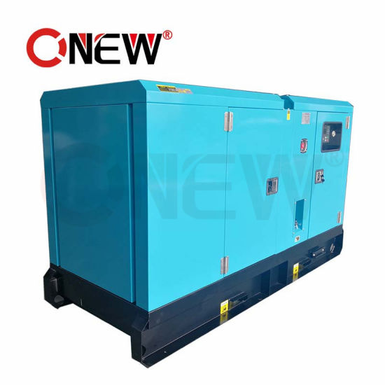 China 10kv 10kva 35kv 35kva 35kw 50kw 3 Phase 440 Volt 60 Hertz Silent Denyo Dynamo Dinamo Ricard Engine Diesel Genset Power Automatic Voltage Regulator Generator China 3 Phase Generator Single Phase Generator