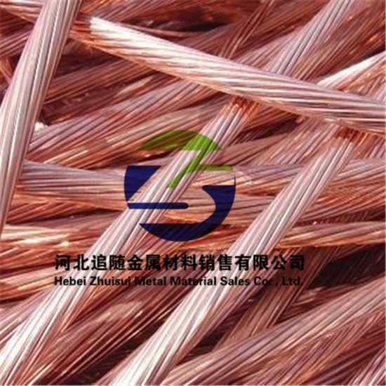 Insulated Copper Wire Scrap Gold Red Color on Sale with 99.99% Purity