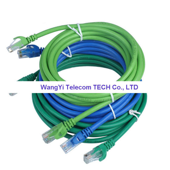 Category 5 Network Cable RJ45 Ethernet Wire Cat5e Router Thernet Wire 0.5-100 Meters Customize