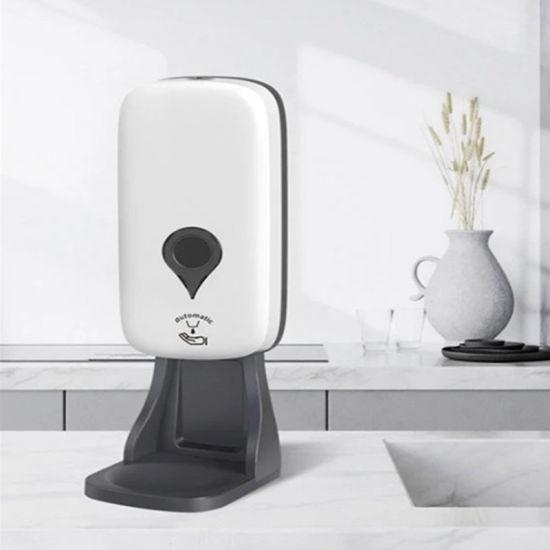 Fashion Automatic Soap Dispenser Hotel Wall Mount 1000ml Liquid Hand Wash Dispenser