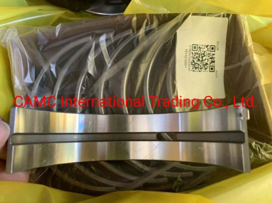 CAMC 618da1002024A High Quality Upper Half of Main Bearing Shell with Fatory Price