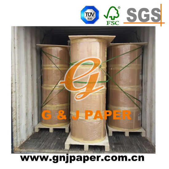 Good Quality Raw Materials Carbonless Paper for Exercise Book Production
