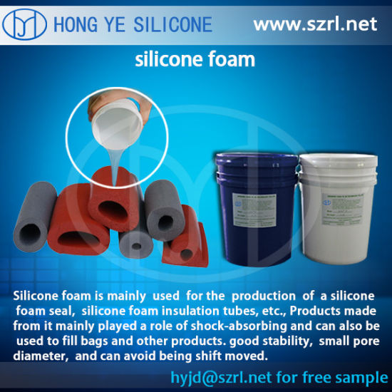 Liquid Foaming Silicone Rubber for Medical Industry pictures & photos