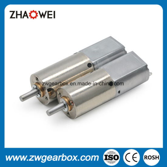 12V 0.5W DC Brushless Gear Motor for Home Appliance pictures & photos