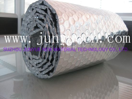 Double Bubble Foil Both Side Aluminum Heat Insulation (JY-A5) pictures & photos