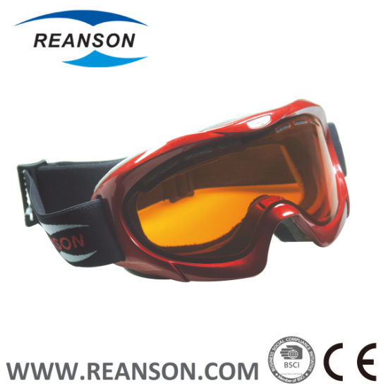 Reanson safety Tear off Sheet Motorcycle Goggles pictures & photos