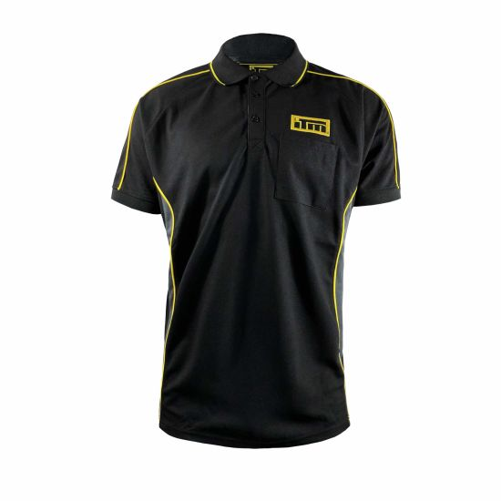 Work out Uniform Dry Fit Unisex Sports Promotion Embroidery Sublimation Work Clothes Polo Shirt