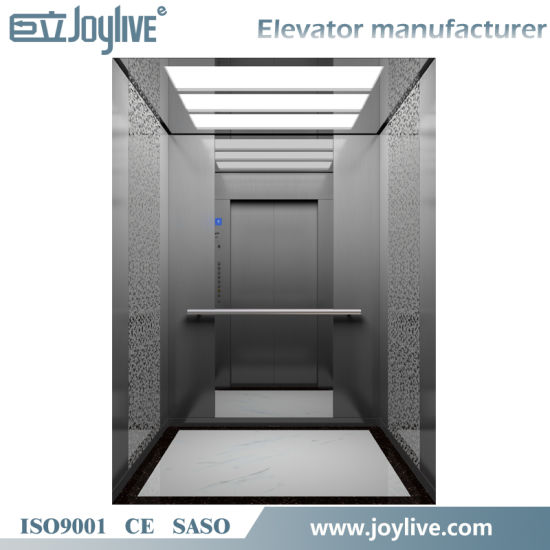 Passenger Lift Elevator with 1200kg Glass Commercial Elevator pictures & photos