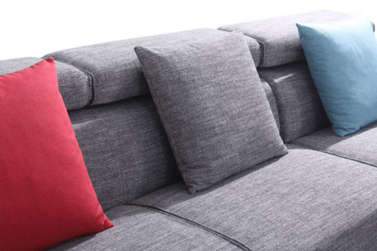 Best-Selling Home Furniture Living Room Fabric Sofa (HC-R577) pictures & photos