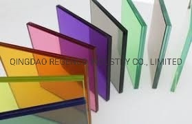 Colored Tinted Float Glass Factory with Cheap Price From China pictures & photos