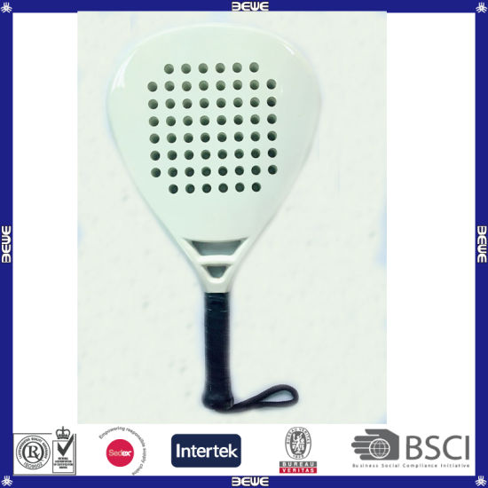 Btr-4006 Tear Shape Popular Padel Racket pictures & photos
