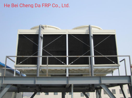China Counter Flow Induced Draft Cooling Tower - China