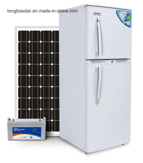 China off Grid DC 12V Solar Refrigerator Freezer 45L/93L Triple