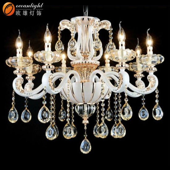 Hot Sale Classic Candle Lamps Six Candles Elegant Candle Lighting for Decoration Omc022