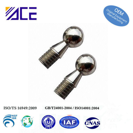 Precision China Stainless Steel CNC Machining Parts Fastener Screw