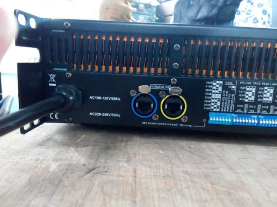 China Most Popular 1350W Digital PA Amplifier Audio pictures & photos