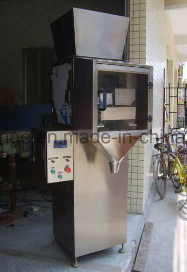 Scale Balance Weighting and Filling Machine for Various Granule Seeds etc pictures & photos