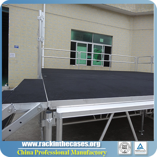 Aluminum Stage Indoor or Outdoor Stage Platform Mobile Stage Moving Stage Event Stage pictures & photos
