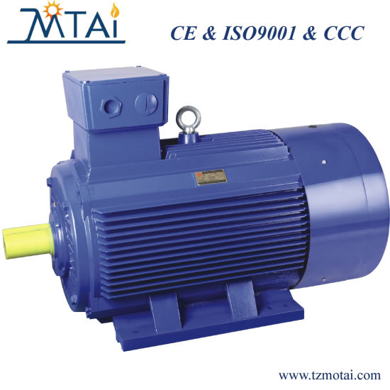 GOST Standard Asynchronous AC Electric Motor for Blower Axial Fan Water Pump Air Compressor Gear Box