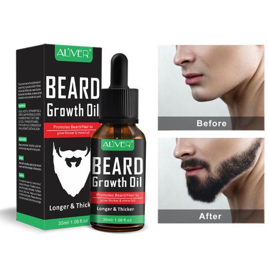 Natural Cbd Beard Hair Care Auxin Essential Oil for Beard Styling
