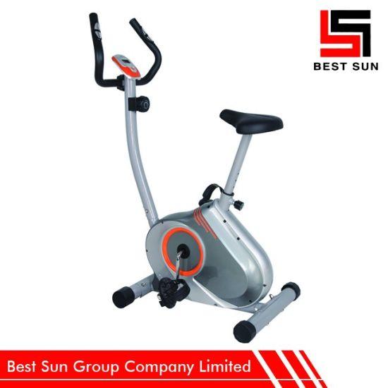 Abdominal 8 Level Magnetic Upright Exercise Bike