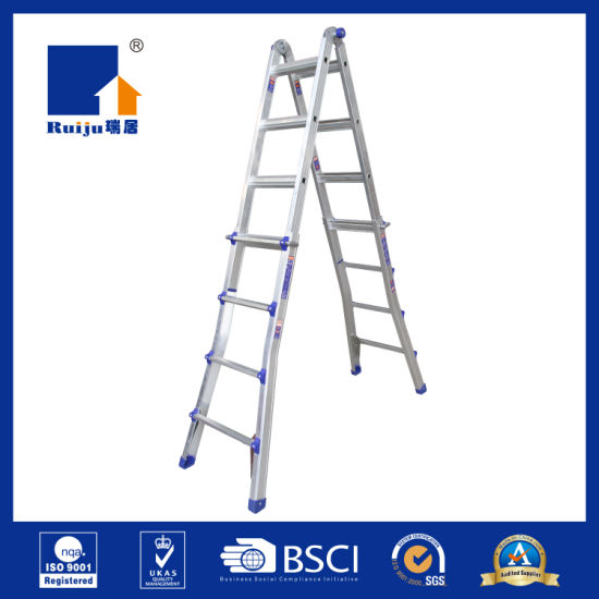 Multi Purpose Ladder 4*4 Step pictures & photos