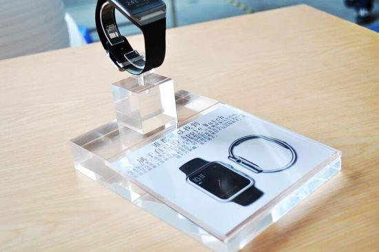 Acrylic Display for Apple Watch