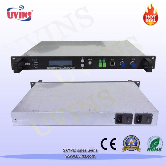 Indoor Optical Receiver with 2 Input Redundancy