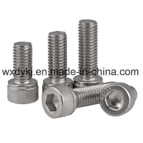 DIN 912 Stainless Steel 316 Socket Head Cap Screw