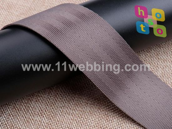48mm Car Seatbelt Webbing Safety Belt Webbing Seat Belt pictures & photos