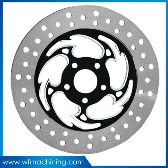 OEM Steel Casting Foundry/Casting Rotor Brake Disc Motorcycle Discs Brake Plate
