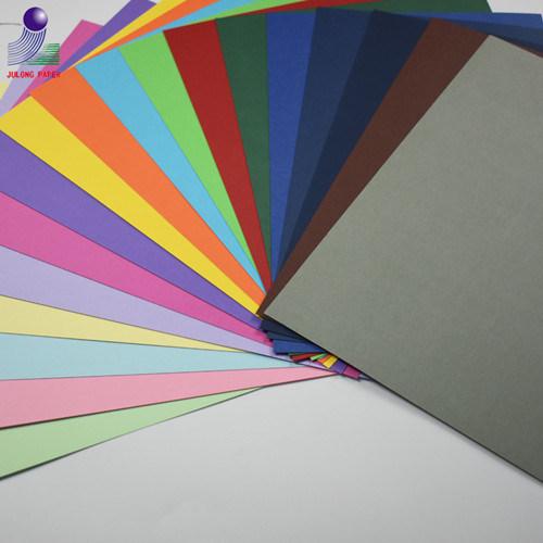 Handmade Cardboard Color Paper Manufacturer