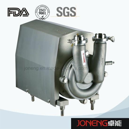 Stainless Steel Single Stage Sanitary Food Grade CIP Self Priming Pump